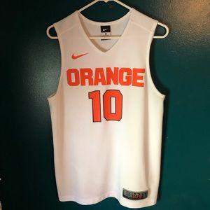 Syracuse Orange Nike Jersey